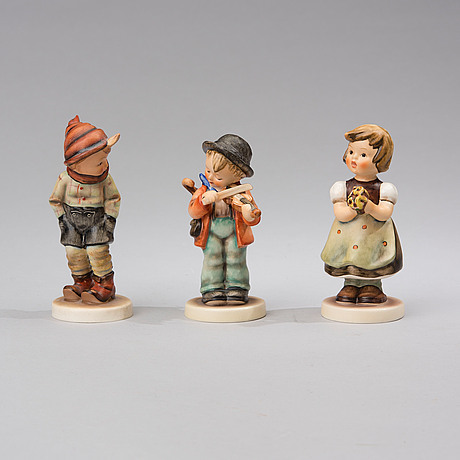 rare Hummel figurines