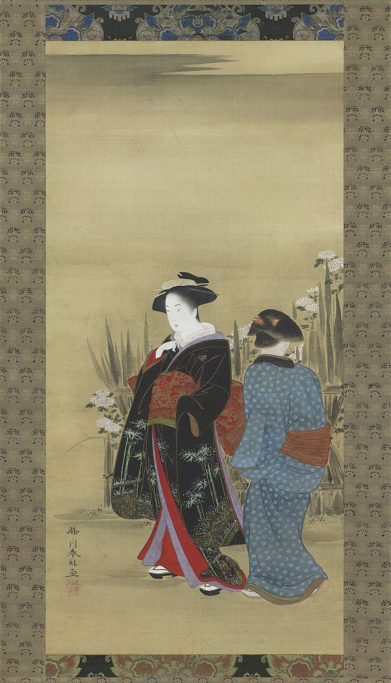 Japanese art appraisal - find the value of japanese art and